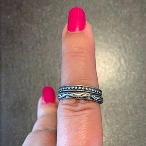 2 Silpada rings!